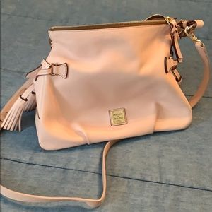 Like new Real Dooney & Bourke pink leather purse